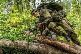 Jungle Warfare Kit - Uniform and TacTextile